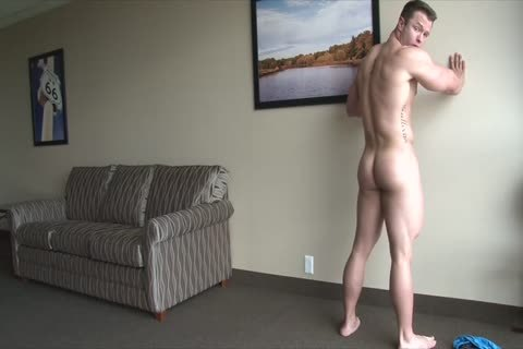 Joey Sullivan Aka Trevor M Aka Daniel Carter Showing Off naked