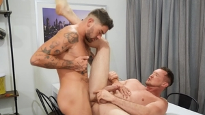 Drill My Hole: Boyfriend Dante Colle sucks Pierce Paris